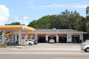 Westway Shell - 5818 Manatee Ave W, Bradenton, FL 34209