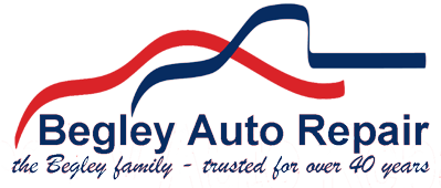 Begley Automotive Repair Logo
